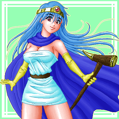 Dragon Warrior III (Dragon Quest III)_0128