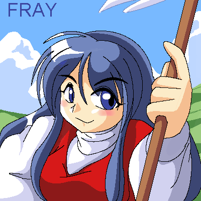 FRAY~In magical adventure~_0002