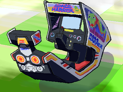 Moving SEGA (Space harrier)_0001