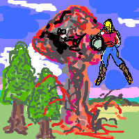 SPACE HARRIER_0001