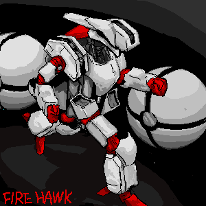 FIRE HAWK -THEXDER THE SECOND CONTACT-_0001